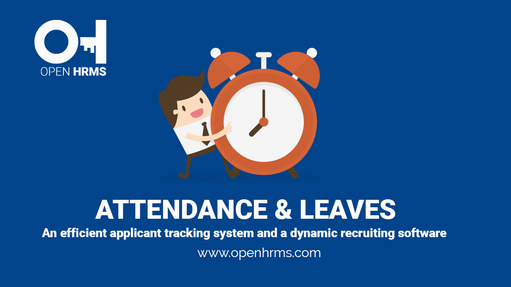 Leave and Attendance Management | Open HRMS