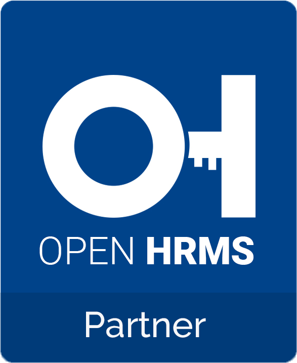 Open HRMS Partnership Logo