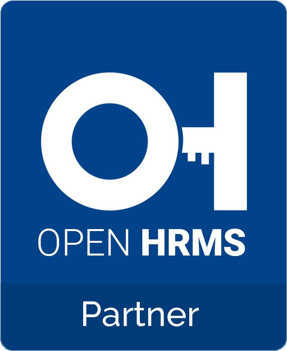Open HRMS Partnership Logo